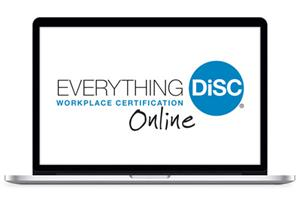 Everything DiSC Certification—Workplace Specialization Online Workshop